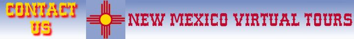 New Mexico Virtual Tours contact form to get more information
